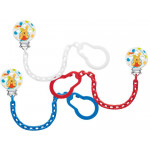 NUK Disney Winnie The Pooh Soother Chain with Clip