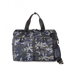Colorland Maternity Tote Bag (Grey Camo)