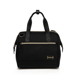 Colorland Baby Changing Bag (Black)
