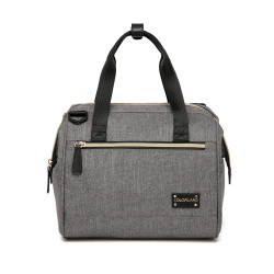 Colorland Baby Changing Bag (Gray)