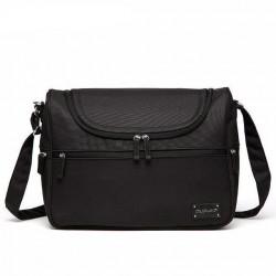 Colorland Herman Shoulder Baby Changing Bag (Black)