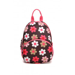 Colorland Lacey Anti-Lost Baby Backpack, Brown French Flower