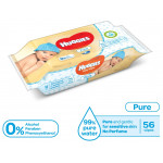 Huggies Baby Wipes Pure 224 Wipes 4 packs