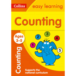 Collins: Counting: Ages 3-5