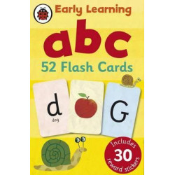 Flash Cards : Early Learning A B C