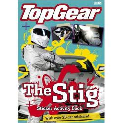 Ladybird : Top Gear : The Stig Sticker AB