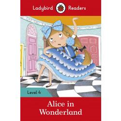 Ladybird Readers Level 4 : Alice in Wonderland SB