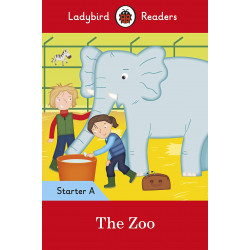 Ladybird Readers Starter Level A : The Zoo SB