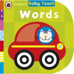Ladybird : Baby Touch Words
