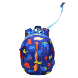 Sunveno Kids Backpack - Dinosaur Blue