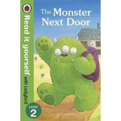 Ladybird : Read it Yourself L2 The Monster Next Door