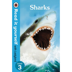 Ladybird : Read it Yourself L3 : Sharks