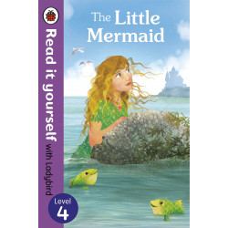 Ladybird : Read it Yourself L4 : The Little Mermaind