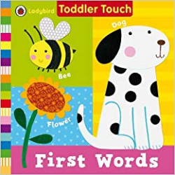 Ladybird : Toddler Touch First Words