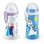 NUK Frozen Junior Push Pull Cup