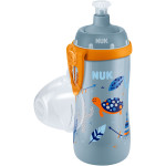 NUK Junior Cup Push Pull System