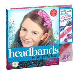 Klutz Headbands & Hairstyles