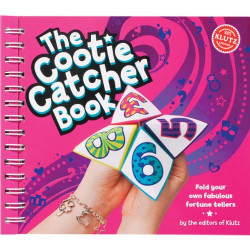 Klutz The Cootie Catcher Book