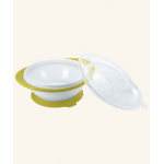 NUK Easy Learning Bowl With Two Lids, Different Colors