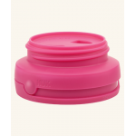 NUK Screw-Top Car for First Choice Baby Bottles, Leak-Proof, Pack of 1, Green or Pink