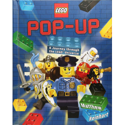 Lego Pop Up : A Journey Through The Leago Universe