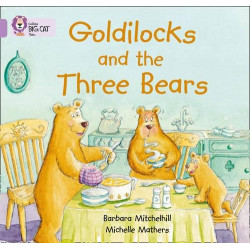 Collins Big Cat: Goldilocks and the Three Bears