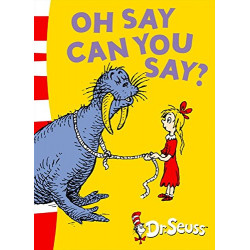 Dr.Seuss's - Oh Say Can You Say?