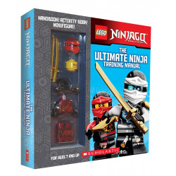 LEGO: Ninjago The Ultimate Ninja Training Manual
