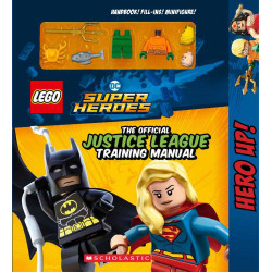 LEGO The Official Justice League Training Manual