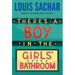 Harper Collins: There's A Boy in the Girls' Bathroom