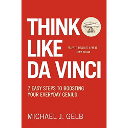 Harper Collins: Think Like Da Vinci: 7 Easy Steps to Boosting Your Everyday Genius