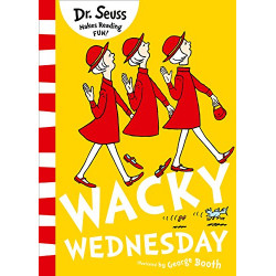 Dr.Seuss's Wacky Wednesday