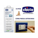 Chicco – Cover mite Socket Protectors