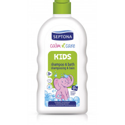 Septona Kids Shampoo and Bath, 500 ml