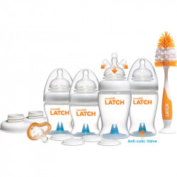 Munchkin Latch Newborn Bottle 12 Piece Gift Set