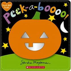 Scholastic : Heart Felt Books: Peek A Boooo!