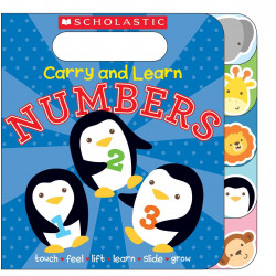 Scholastic: Carry And Learn Numbers