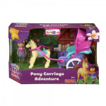 Fisher - Price Dora Pony Carriage Adventure