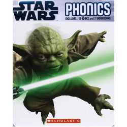 Scholastic: Star Wars: Phonics Boxed Set