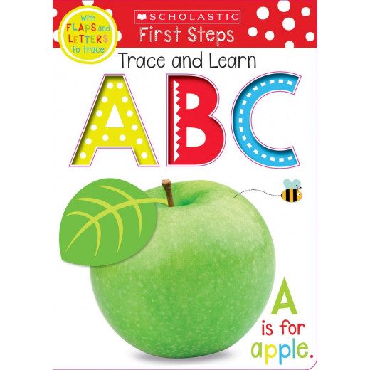 Scholastic: Trace, Lift, and Learn ABC