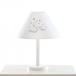 Funna Table Lamp Luna Chic - Silver