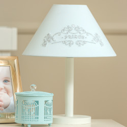 Funna Table Lamp Prince - Blue