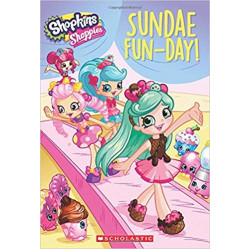 Scholastic: Shopkins: Sundae Fun-Day