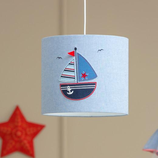 Funna Ceiling Lamp Marine - Blue