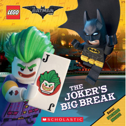 Scholastic: The Joker's Big Break
