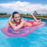 Intex 18-Pocket Suntanner Lounge Air Bed