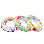 Intex Lively Print Swim Rings / Assortment