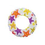 Intex Lively Print Swim Rings / Assortment Age 3 - 6
