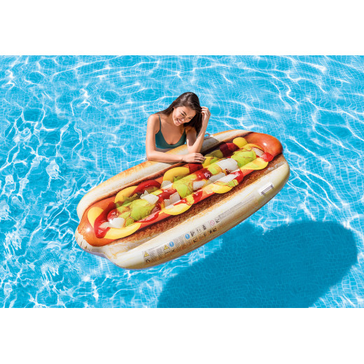 Intex Hotdog Mat
