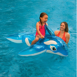 Intex Lil' Whale Ride - On
